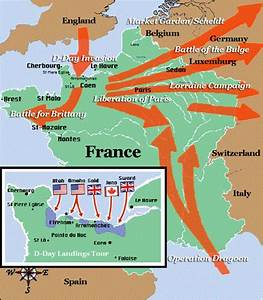 World War II Tours in France by France Custom Tours