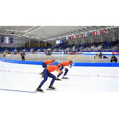 Speed skating 101: Inside the 2018 Olympic venueNBC