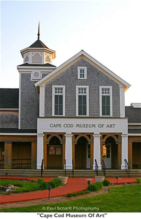 Cape Cod Museum Of Art  This Is A Sample Photo From My