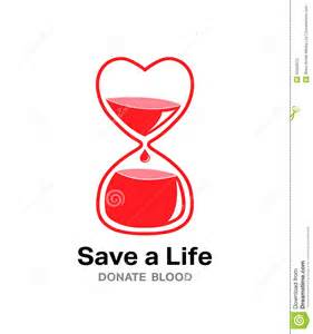 Vector Save a Life Donate Blood