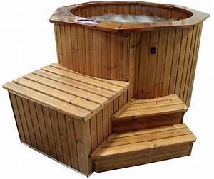 Spa Extérieur Bois : sauna et spa d 39 ext rieur en kit conseil et pose puy de ~ Premium-room.com Idées de Décoration