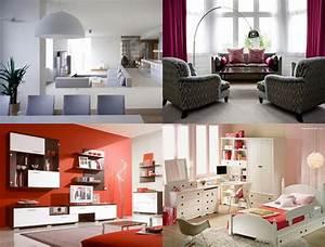 Wohnzimmer Ideen Wandgestaltung : ideen zur raumgestaltung ~ Orissabook.com Haus und Dekorationen