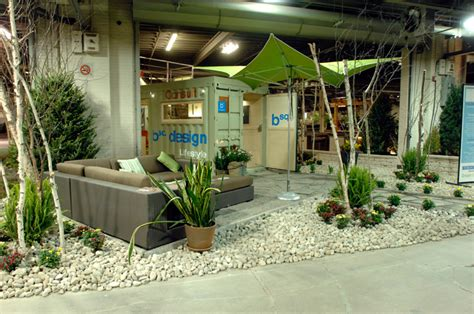 eco friendly landscaping ideas an eco friendly garden by the bsq landscape design studio included a recycled office space