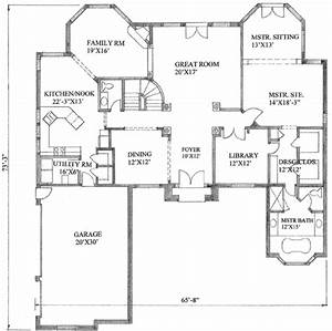 Traditional style house plan 4 beds 35 baths 4000 sq ft for 4000 square foot floor plans