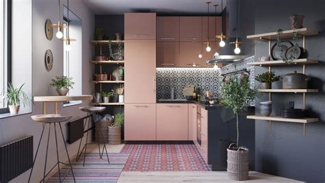 50 Lovely L-shaped Kitchen Designs & Tips You Can Use From