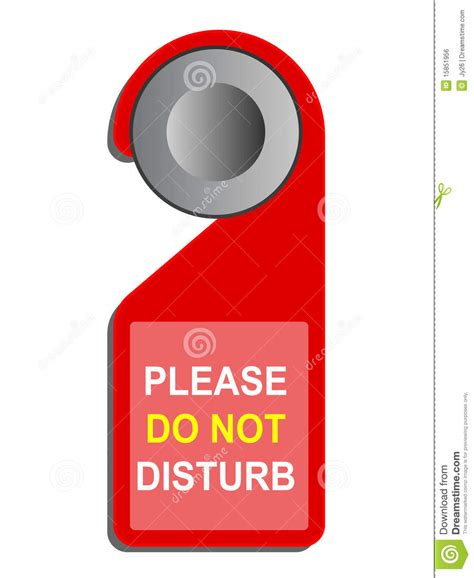Dont Disturb Template by Do Not Disturb Sign Template Www Imgkid The Image