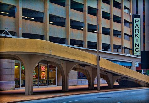 Garage St Louis by Macy S Parking Garage Downtown St Louis Building