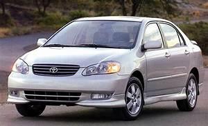 2003 Toyota Corolla Road Test