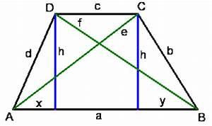 Höhe Vom Trapez Berechnen : trapez berechnen onlinemathe das mathe forum ~ Themetempest.com Abrechnung