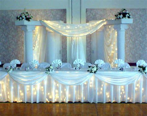 Where Rent Table Linens Weddings