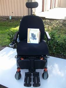 Pride Mobility Quantum 6000z Power Chair With Tilt