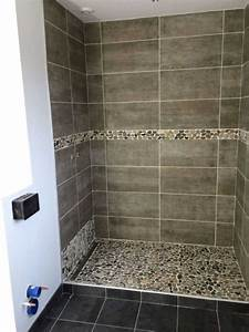 Modele De Douche Italienne : modele salle de bain avec douche 2017 et salle de bain ~ Dailycaller-alerts.com Idées de Décoration