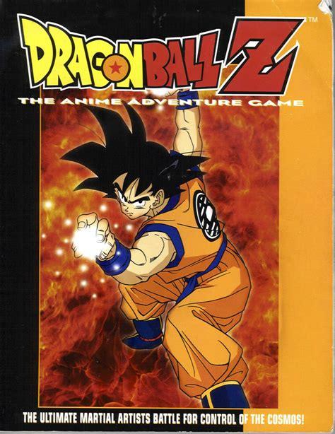 Anime Adventure Games Dragonball Z Rpg Anime Adventure Game Pdf Docdroid