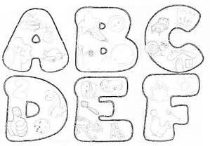 caixinha de descobertas alfabeto ilustrado molde