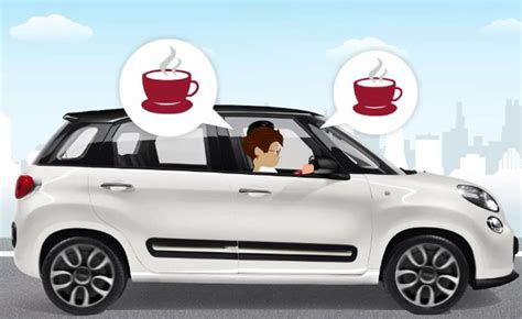The Form Of Espresso by Fiat 500l Makes Espresso To Go While You Drive Mercedes