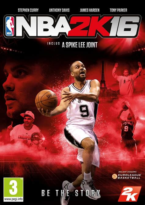 french nba  cover features tony parker confirms