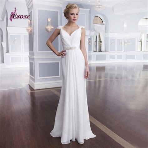 simple wedding dresses simple  elegant wedding dress