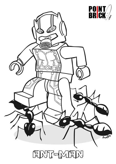 disegni da colorare marvel heroes point brick disegni da colorare lego ant e