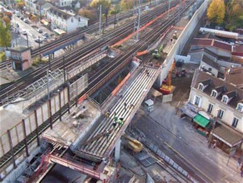 chelles gare de l est de la gare de l est 224 vaires sur marne planete tp tout sur les travaux publics