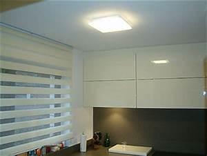 Led Küchenlampen Unterbau : led lampen decke k che ~ Michelbontemps.com Haus und Dekorationen