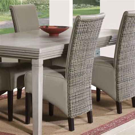 chaises pour salle à manger salle de bain bleu gris