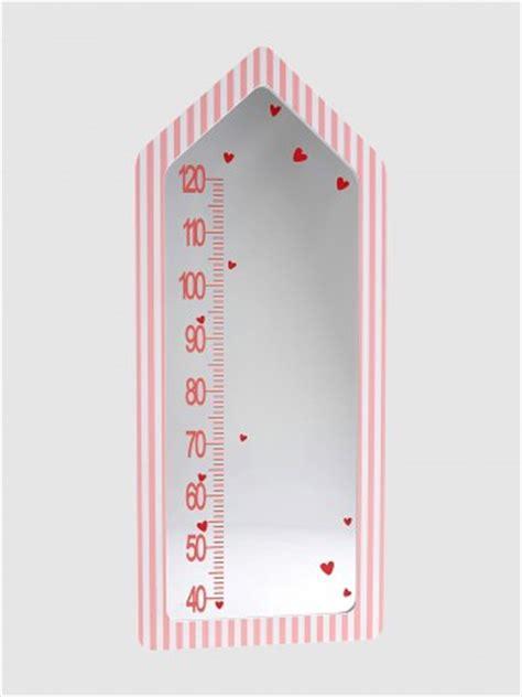 miroir chambre fille miroir porte manteau pour décorer une chambre de fille