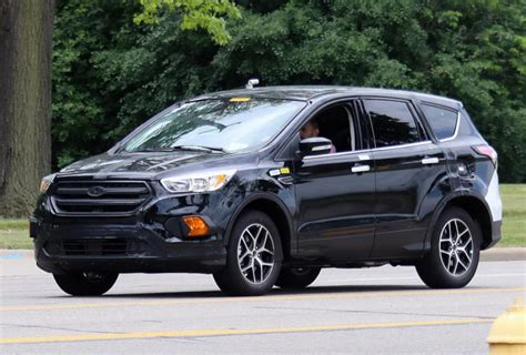 ford escape redesign hybrid release date price