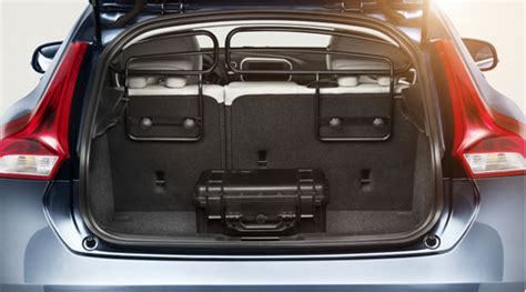 volvo car boot cargo luggage nets car accessories