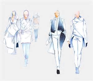 mode design schule entwürfe 10er m3 modeschule