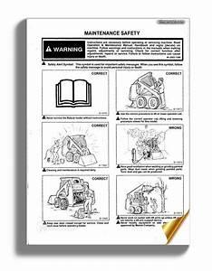 Bobcat 873 Repair Manual