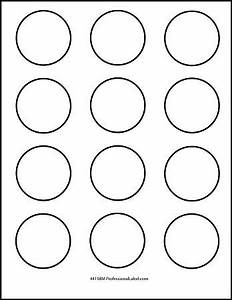 best photos of printable 1 2 inch circle template 1 inch With 1 inch circle template free