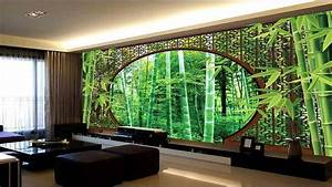 Amazing 3D Wallpaper For Walls Decorating