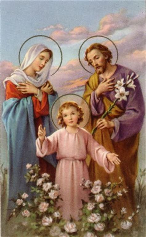 my life s a treasure pope francis prayer to the holy family
