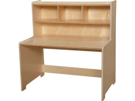 preschool writing center desk by wood designs wde 99973 884 | WDE 99973