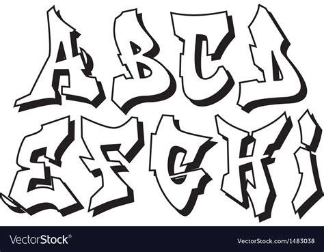 Graffiti X Letter : Graffiti Alphabet