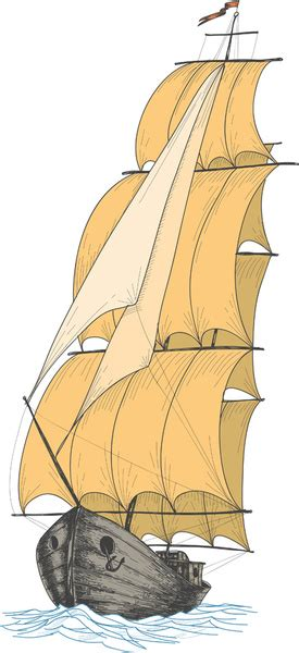 Sailboat Outline Vector Free by Sailboat Outline Vector Free Vector Download 4 935 Free