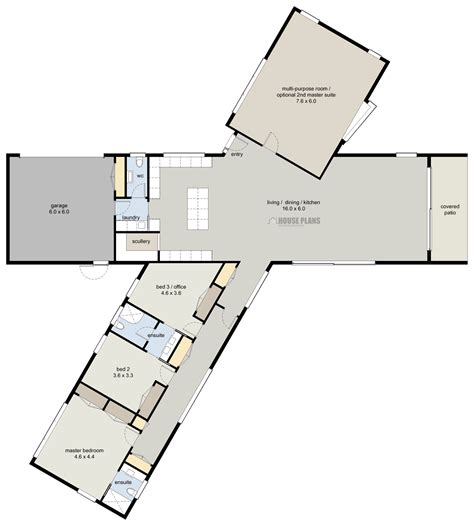Zen Homes Lifestyle 4 - HOUSE PLANS NEW ZEALAND LTD