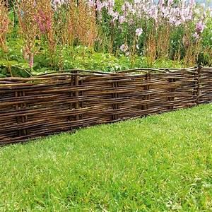 Bordure De Jardin : bordures de jardin am nagement d coration par ~ Melissatoandfro.com Idées de Décoration