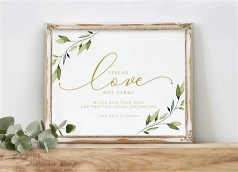 wedding sign templates instantly  print