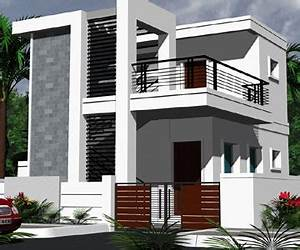 Home Design and House Plane: Modern house exterior front ...