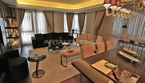 Istanbul Flats For Sale In The Most Green Project Of The