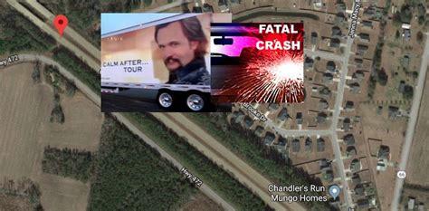 travis tritt  bus involved  double fatal sc crash
