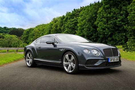 Bentley Continental Gt 2016 Review