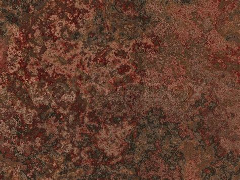 Abstract Generated Weathered Rust Metal Surface Background