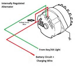 similiar alternator wiring schematic keywords alternator wiring diagram further 1965 ford alternator wiring diagram