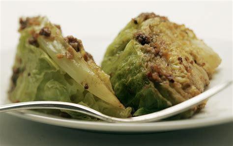 recipe braised savoy cabbage  anchovies la times
