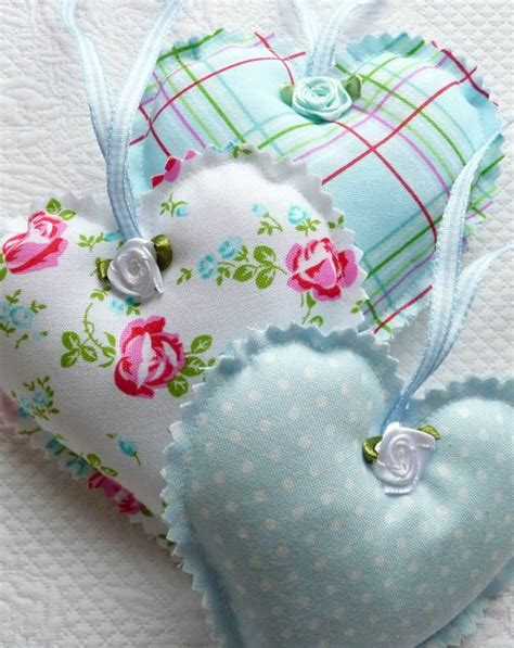 shabby chic fabric hearts 17 best images about pincushions on pinterest pin cushions wool and pique