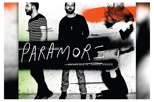 escape route paramore download mp3