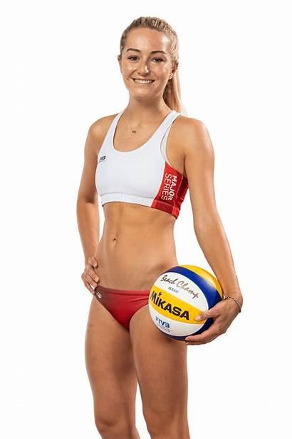 Volleyball Beach Major Height Series