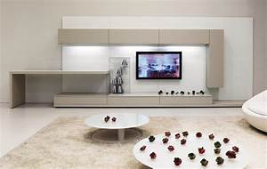 Contemporary Interior Design Living Room - Decosee.com